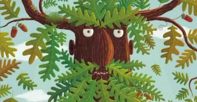 Outdoor play παρέα με το βιβλίο Δέντρα του Piotr Socha